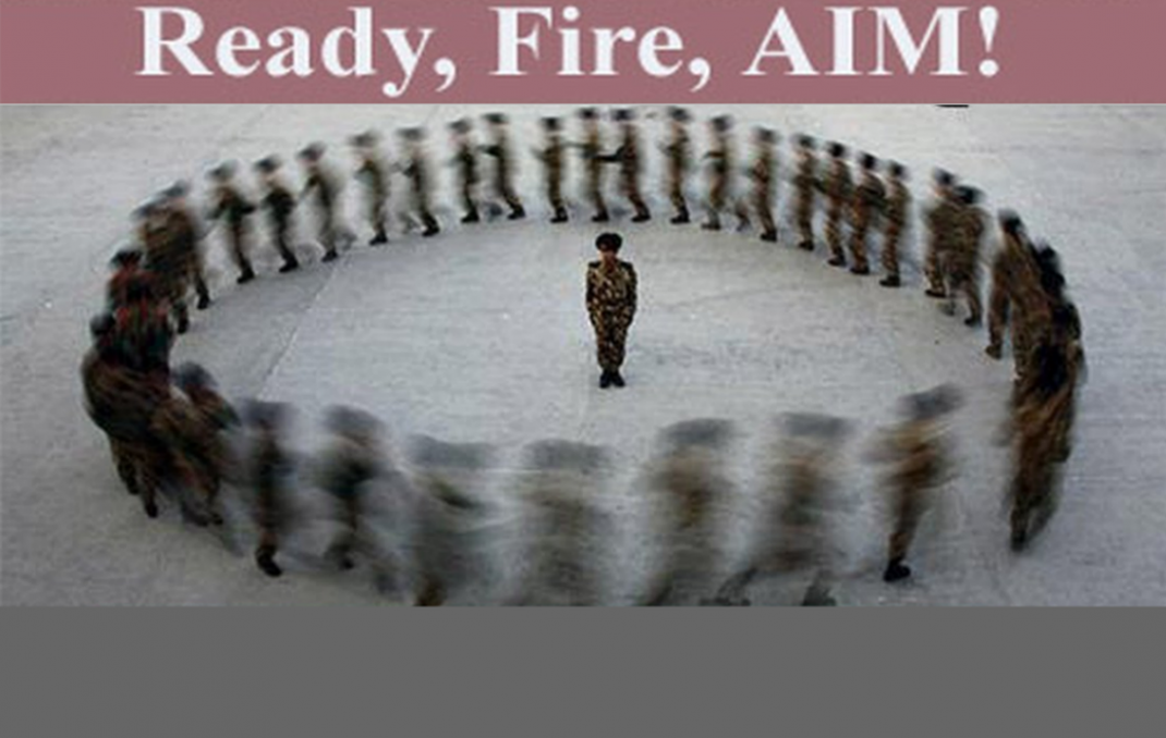 Image result for images circular firing squad